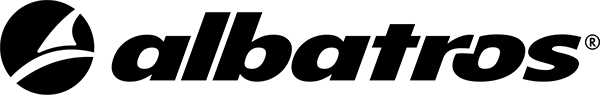 Albatros Logo Werkschoenen bij Sticker Xpress