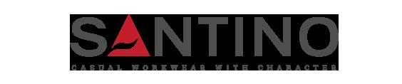 Santino Logo Workwear Sticker Xpress